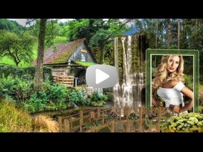 ----750руб----Водный проект №23 'Волшебная природа' для Proshow Producer