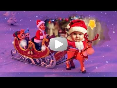 ----590руб----Новогодний детский проект Proshow Producer 'Бубенчики звенят'