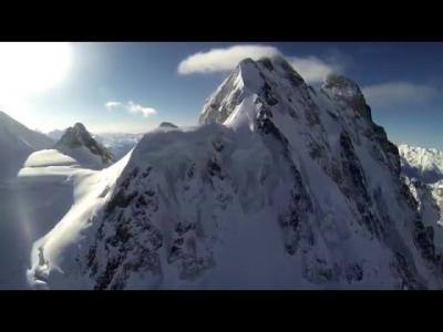 Видео 'Осетия с высоты орлиного полета'