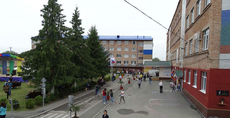 О Северо-Кавказском аграрно-технологическом колледже