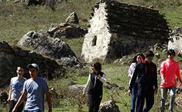 Видео поездки в Куртатинское ущелье