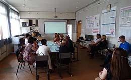 Итоги работы отделения ИТ за 2013-2014 г